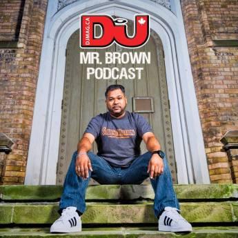 Mr. Brown' installment of DJ Mag's mix series.