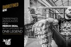 Announcing Valiant Emcee's partnership with DnB Refined.