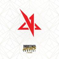 Valiant Emcee's simplified logo, the V-pentagram from the full logo, now appearing on Valiant's DnB Refined apparel.