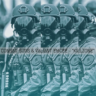 Killzone is a free download by Conrad Subs and Valiant Emcee.